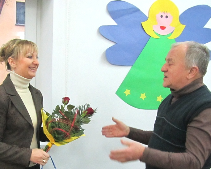 Przeglądasz zdjęcia z artykułu: Zakończenie jesiennej edycji Akademii Seniora – 05.01.2012