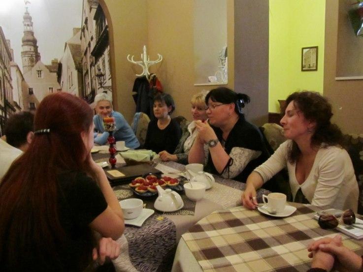 Przeglądasz zdjęcia z artykułu: Eustachy Rylski : Obok Julii – DKK – 27.06.2013