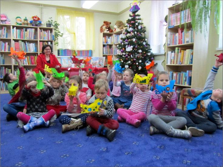 """Przeglądasz zdjęcia z artykułu: Małgorzata Szewczyk : """"Legenda o Mikołaju"""" – """"Biblik zaprasza"""" – Dziecięcy DKK – 14.12.2015"""