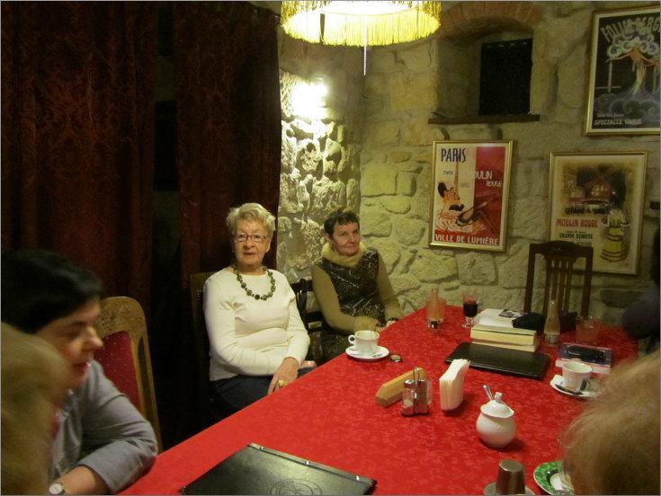 Przeglądasz zdjęcia z artykułu: Jenny L.Witterick : Tajemnica mojej matki – DKK – 19.02.2015