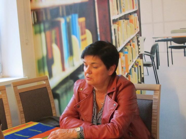 Przeglądasz zdjęcia z artykułu: DELPHINE DE VIGAN : UKRYTE GODZINY – DKK – 28.09.2017