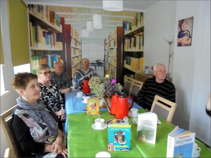 Przeglądasz zdjęcia z artykułu: DKK – KLUB GŁUCHEGO CZYTELNIKA – PODRÓŻE – 26.04.2017