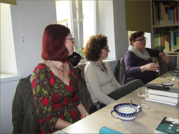 Przeglądasz zdjęcia z artykułu: NATALIA FIEDORCZUK-CIEŚLAK: JAK POKOCHAĆ CENTRA HANDLOWE – DKK - 30.03.2017