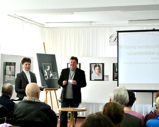 Przeglądasz zdjęcia z artykułu: Zakończenie zimowej tury. Wiosenna Akademia – 19.03.2012