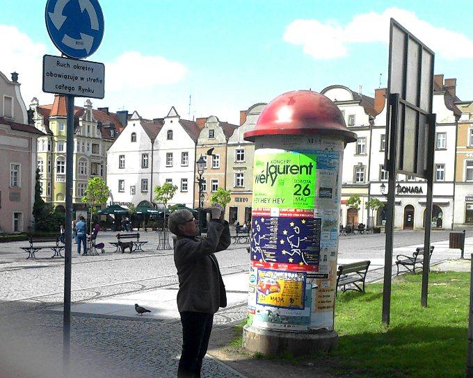 Przeglądasz zdjęcia z artykułu: Spacer fotograficzny - 12.05.2012