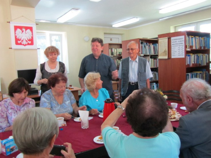 Przeglądasz zdjęcia z artykułu: Przyjacielskie spotkanie - 13.08.2012