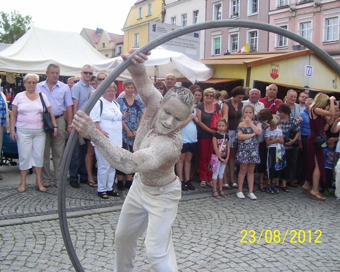 Przeglądasz zdjęcia z artykułu: Gliniada. Wspomnienie bolesławieckiego lata - Wrzesień 2012