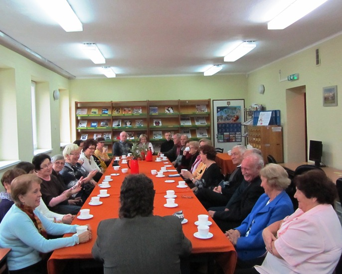 Przeglądasz zdjęcia z artykułu: Spotkanie organizacyjne - 12.11.2012