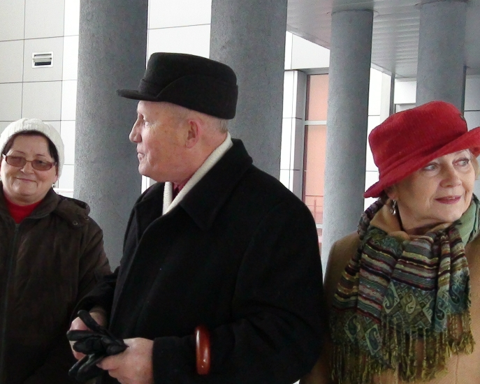 Przeglądasz zdjęcia z artykułu: Wizyta - 31.12.2012
