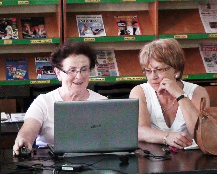Przeglądasz zdjęcia z artykułu: Wakacyjne konsultacje - lipiec 2013