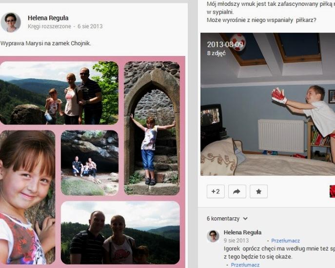 Przeglądasz zdjęcia z artykułu: Pozdrowienia z wakacji – lipiec, sierpień 2013