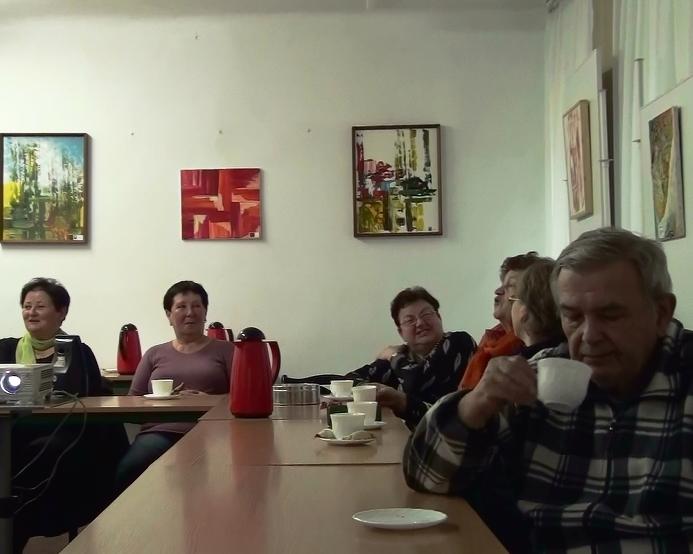 Przeglądasz zdjęcia z artykułu: Spotkania z pasjami. Teresa Lipowska – 26.09.2013