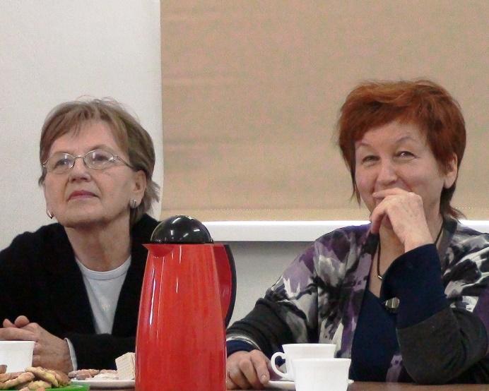 """Przeglądasz zdjęcia z artykułu: Spotkania z pasjami.""""Latające Babcie"""" – 03.10.2013"""