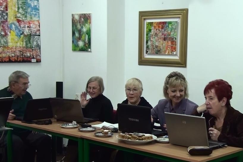 Przeglądasz zdjęcia z artykułu: Rytm pracy, rytm nauki – 10./11. 2013