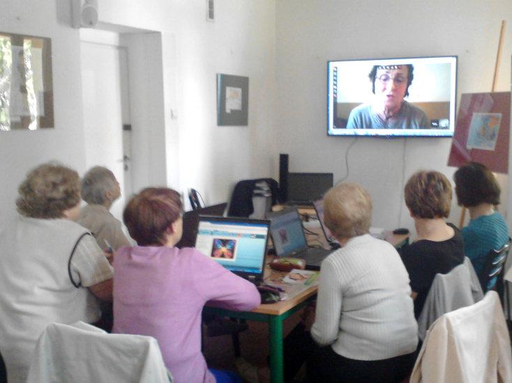 Przeglądasz zdjęcia z artykułu: Akademia Seniora – nauka na odległość – 04.06.2014