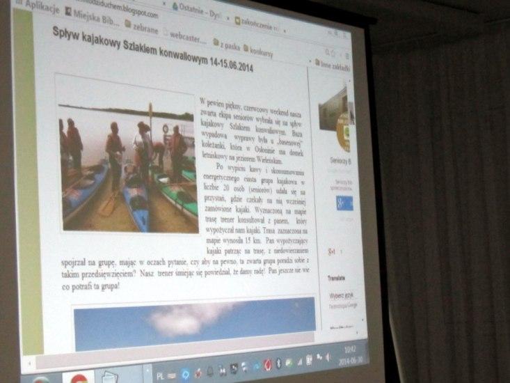 Przeglądasz zdjęcia z artykułu: Koniec roku akademickiego – czas podsumowań - 30. 06. 2014