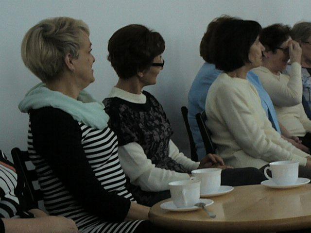 Przeglądasz zdjęcia z artykułu: Wiosenne spotkanie  23.03.2015