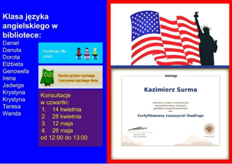 Przeglądasz zdjęcia z artykułu: Języki obce przez internet - marzec 2016