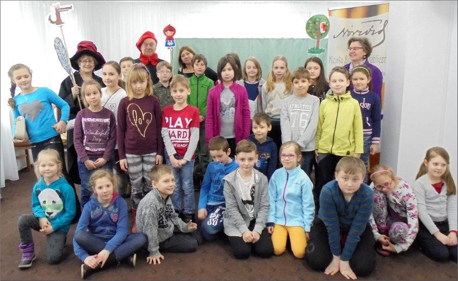 Przeglądasz zdjęcia z artykułu: CZERWONY KAPTUREK – ODDZIAŁ – 24.02.2017