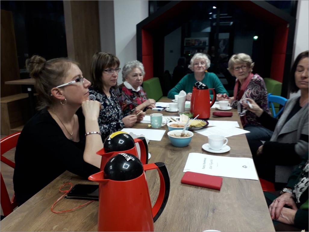 Przeglądasz zdjęcia z artykułu: Spotkanie Klubu Vegefani - 07.12.2018 r.