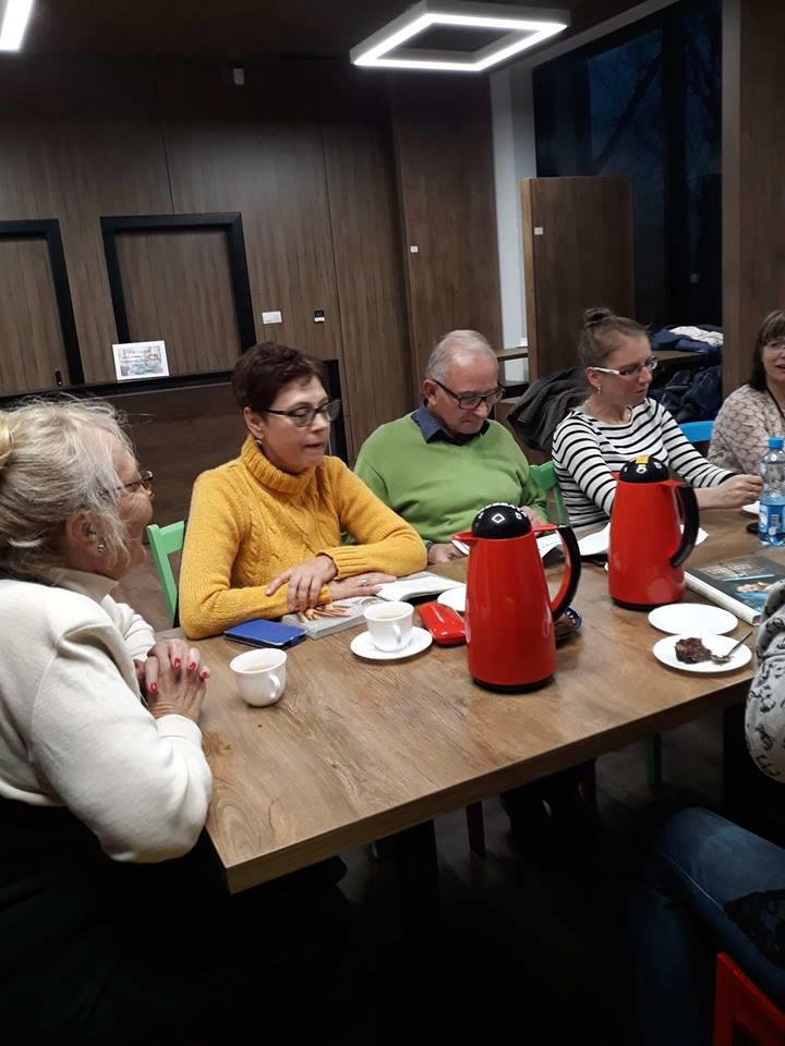 Przeglądasz zdjęcia z artykułu: Przepisy świąteczne w Klubie Vegefani - 23.11.2018
